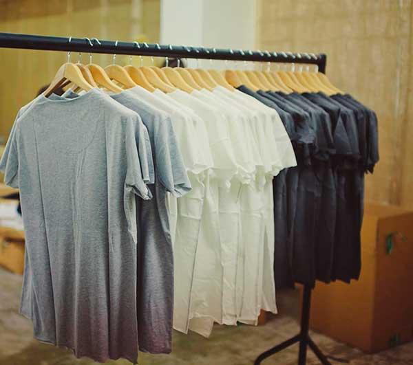 T-shirts à ne pas transpirer