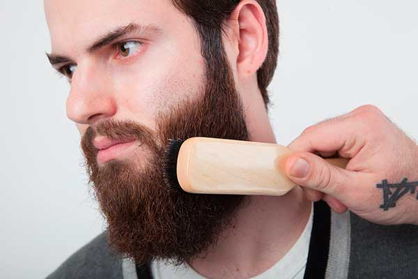 prendre soin de la barbe